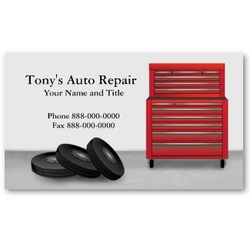 mechanic shop business plan